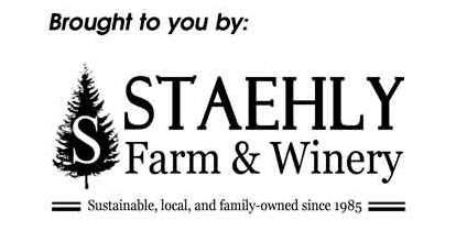 Brought to you by Staehly Farm and Winery